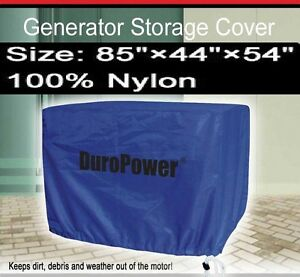 85 L X 44 W X 54 H Generator Cover Dp09c New Large Nylon Tractor Mower