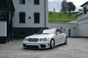 Mercedes Benz Cl Body Kit Package 1