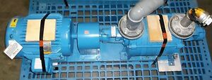 Kinney Liquid Ring Pump motor 75 kcd3
