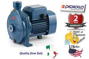 Pedrollo Centrifugal Water Pump Industrial Cpm600 0 5 Hp 110v Made In Italy 1