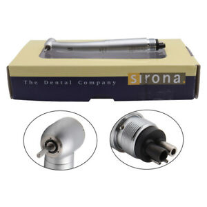 Sirona T3 Racer Style Dental High Speed Handpieces Triple Standard Midwest 4hole