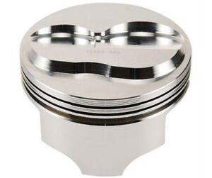 Probe Industries 2305f 030 Fps Forged Piston Set Ford 302 393w Dish Top 12 2cc