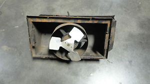 Ferrari 1962 1964 250 Gte Under The Dash Cooling Fan And Distribution Box