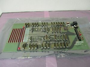 Amat Fab Stk 64 81793 00 System Interface Board Pcb 8100 8115 Etch Tool