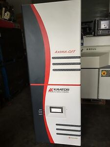 Shimadzu Axima Qit Kratos Analytical Maldi Quadrupole Ion Trap Mass Analyzer