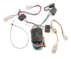 Trailer Wiring Harness Kit For 04 10 Toyota Sienna All Styles Pug And Play T one