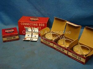 1953 71 Mg Morris Nash 1200 1489 1500 1588 1622 Mga Rod Bearing Set Std