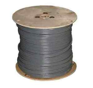 500 Roll 10 3 Awg Uf b Gauge Outdoor Burial Electrical Feeder Copper Wire Cable