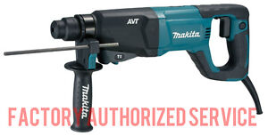 Makita Hr2621 1 Inch D Handle Rotary Hammer Full One Year Warranty