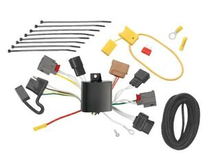 Trailer Wiring Harness Kit For 09 13 Mazda 6 Sedan Plug Play Direct T one New
