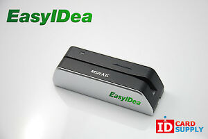 Easyidea Msr X6 Small Usb Powered Magnetic Stripe Encoder reader