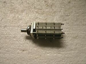3813 5s Rotary Switch By electroswitch