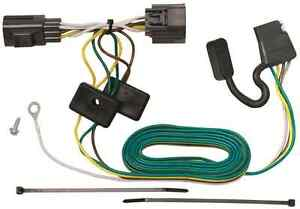 Trailer Wiring Harness Kit For 07 18 Jeep Wrangler Plug Play T one Direct New