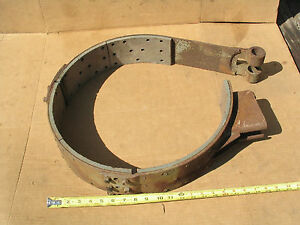 Caterpillar D 8 Brake Band 14a 15a 2u Bulldozer