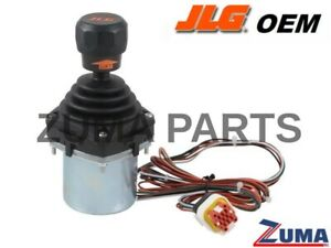Jlg Part 1600317 1001129555 New Jlg Lift swing Joystick Controller
