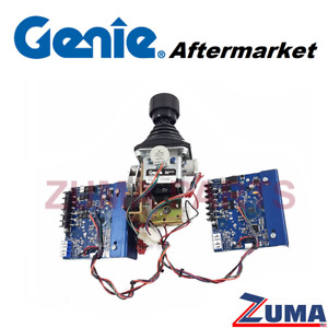 Genie Part 53073gt 53073 New Genie Joystick Controller With Pc Boards Cards