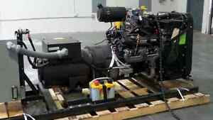 Single Phase Natural Gas And Propane 60kw Power Generator