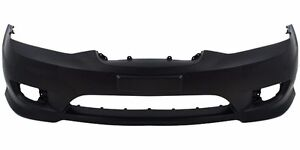New Front Bumper Cover Primered Hy1000153 For Hyundai Tiburon 2005 2006