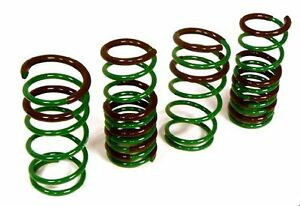 Jdm Tein Lowering Springs Mazda 3 2 5l 2010 2015 S Tech Sport Coils