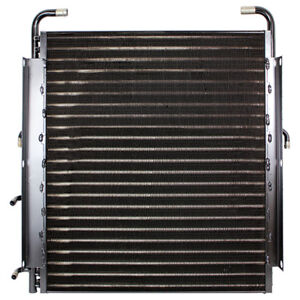 At149850 Hydraulic Oil Cooler For John Deere Backhoe Models 410d 510d