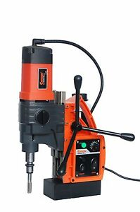 Cayken 48mm Magnetic Core Drill With Tapping Function Mag Drill Kcy 48 2wdo