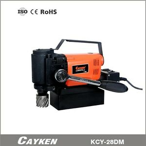 Cayken Horizontal Mag Drill Core Drill Steel Drilling Mchine 28mm Kcy 28dm