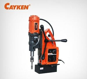 Cayken 2014 New Mag Drill 130mm With Tapping Magnetic Drill Press Kcy 130 3wdo