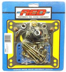 Aed 41601 Holley 600 750 Vaccuum Secondary Pro Series Carburetor Rebuild Kit
