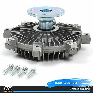 Engine Cooling Fan Clutch For 97 04 Mitsubishi Montero Sport 3 0l 3 5l V6