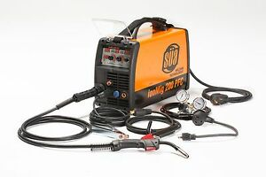 S a Ionmig 200 Multiprocess Mig tig stick Welder 110 220 V Generator Friendly