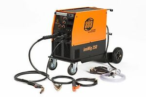 S a Ionmig 250 Igbt Mig Welding Machine 220 V Flux Cored lift Tig stick
