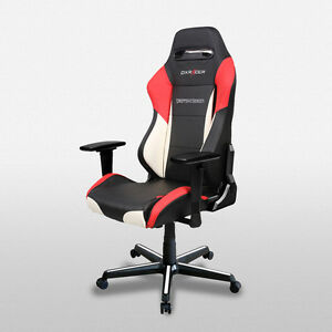 Dxracer Office Chairs Oh dm61 nwr Game Chair Racing Seats Computer Chair Gaming