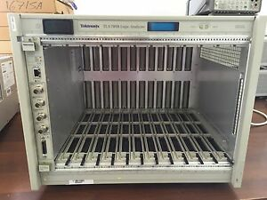 Tektronix Tla7016 Main Frame Only With Silencer