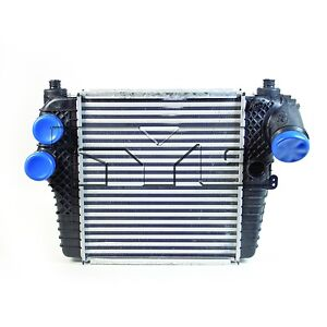 Tyc 18014 Intercooler charge Air Cooler For Ford F150 3 5l Turbo 2013 2014 Model