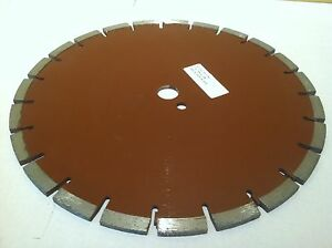 14 Inch Dry wet Crack Saw Blades For Asphalt