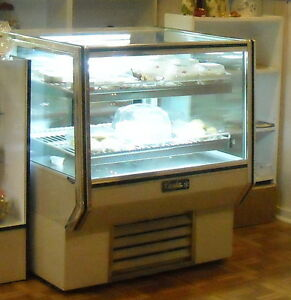 Leader Brand Refrigerated Display Case