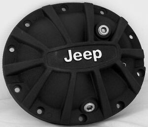 Jeep Xtreme Differential Cover Dana 35 Diff D35xjb Black Finish