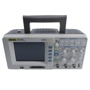 Rigol Ds1102d 100mhz 16 channel Dual Digital Oscilloscope Dso Logic Analyzer