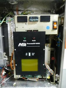 Asi Applied Systems Process Ir 4000 System 42615