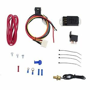 Mishimoto Adjustable Fan Controller Kit 1 8in Npt Style Temp Sensor