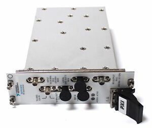 National Instruments Ni Pxi 5610 2 7 Ghz Rf Upconverter