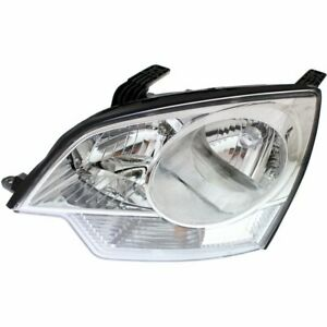 Halogen Headlight For 2012 2014 Chevrolet Captiva Sport Left W Bulb
