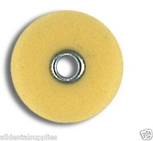 Dental 3m Espe Sof lex Soflex Polishing Disc 2382sf Superfine 1 2 Yellow 85 Pk