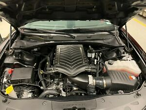 Hemi 5 7l Whipple Challenger Charger 300 Supercharger Stage 2 System 2011 2018