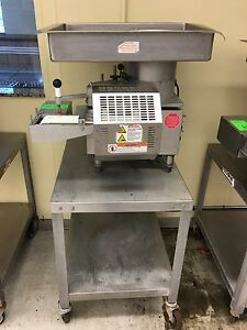 Patty o matic Model 330a Hamburger Patty Maker Machine With Table