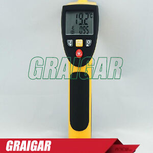 Az8895 Lcd Display Handheld Non contact Digital Infrared Thermometer