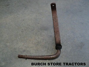 Official Ih Farmall Front Cultivator Bracket 140 130 Super A 100