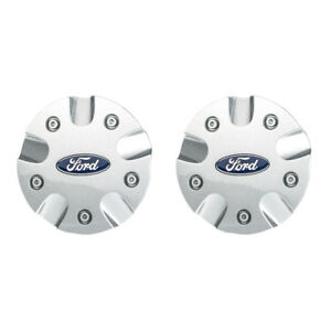 2000 2004 Ford Focus 15 Inch Wheel Center Cap Hub Covers Silver Oem Ys4z1130bb