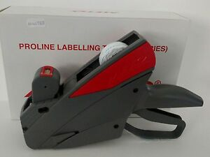 Meto Model 10 26 Price Labeling Gun 1 Line 10 Digit