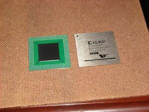 Xilinx Xcv400e 7bg432c Virtex e 1 8 V Field Programmable Gate Arrays Pbga432